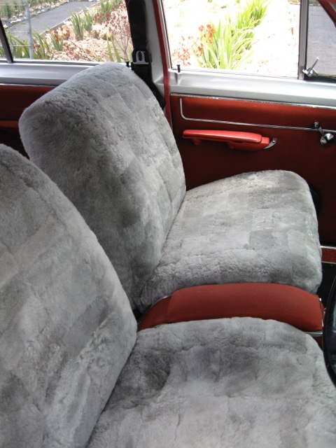 Pictures Of Our Sheepskin Car Seat Covers Sheepskin